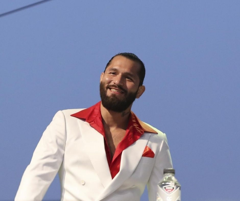 Jorge Masvidal Sends a Voice Message To a Fan Whose Father is in Hospital Fighting For His Life