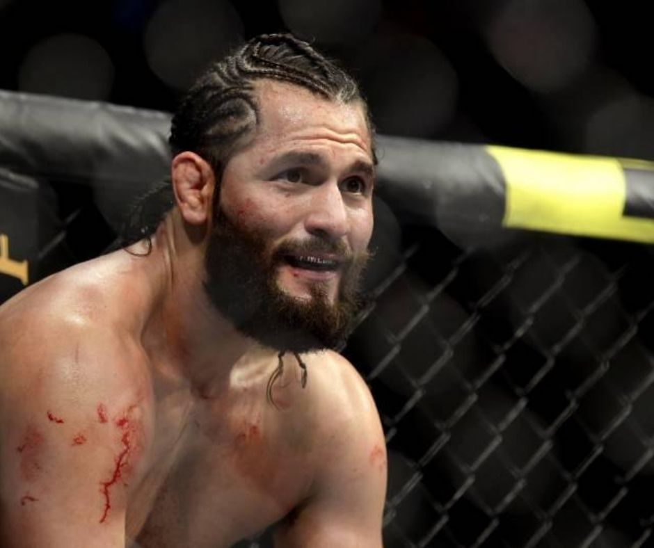 Jorge Masvidal is Ready and Wants to Further Climb Up the Ladder