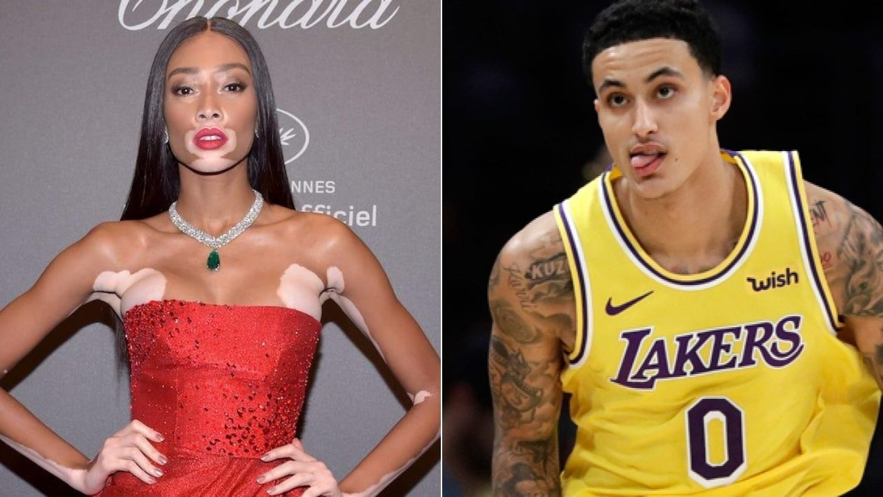 Lakers Kyle Kuzma Excited For Girlfriend Winnie Harlow To Enter Nba Bubble Under Guest Rules The Sportsrush