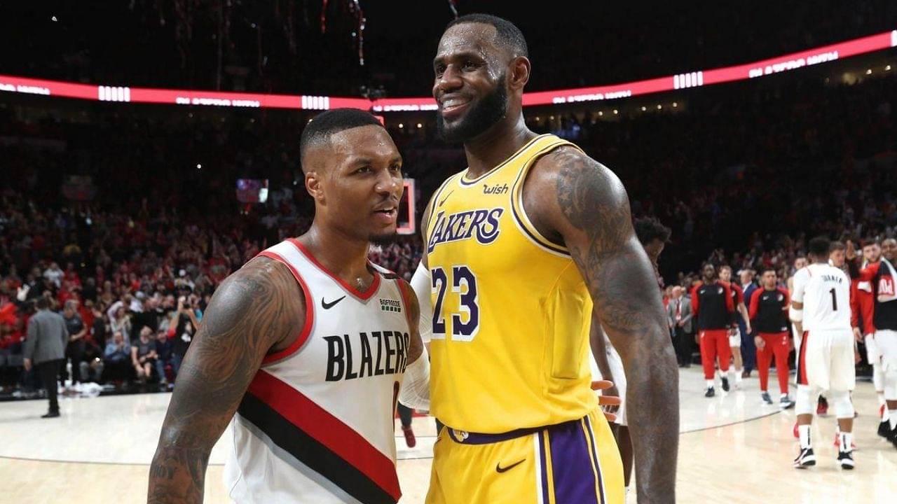 Lakers vs Blazers TV Schedule