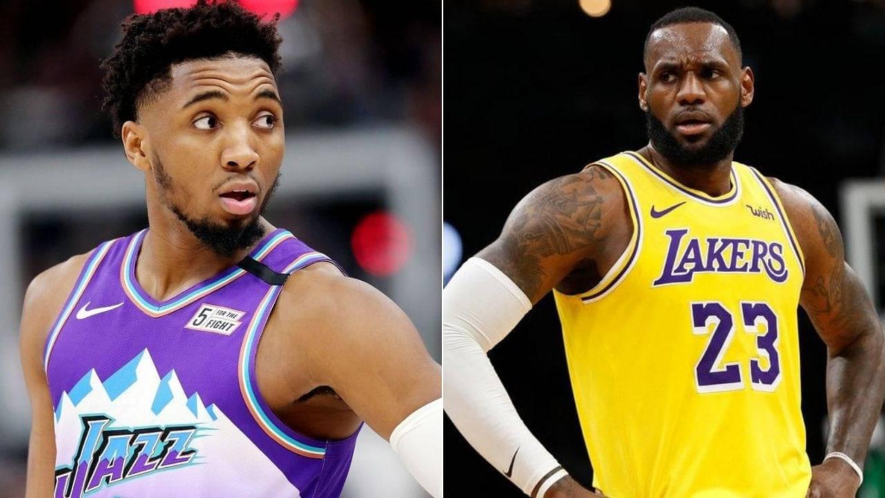 Lakers vs Jazz TV Schedule