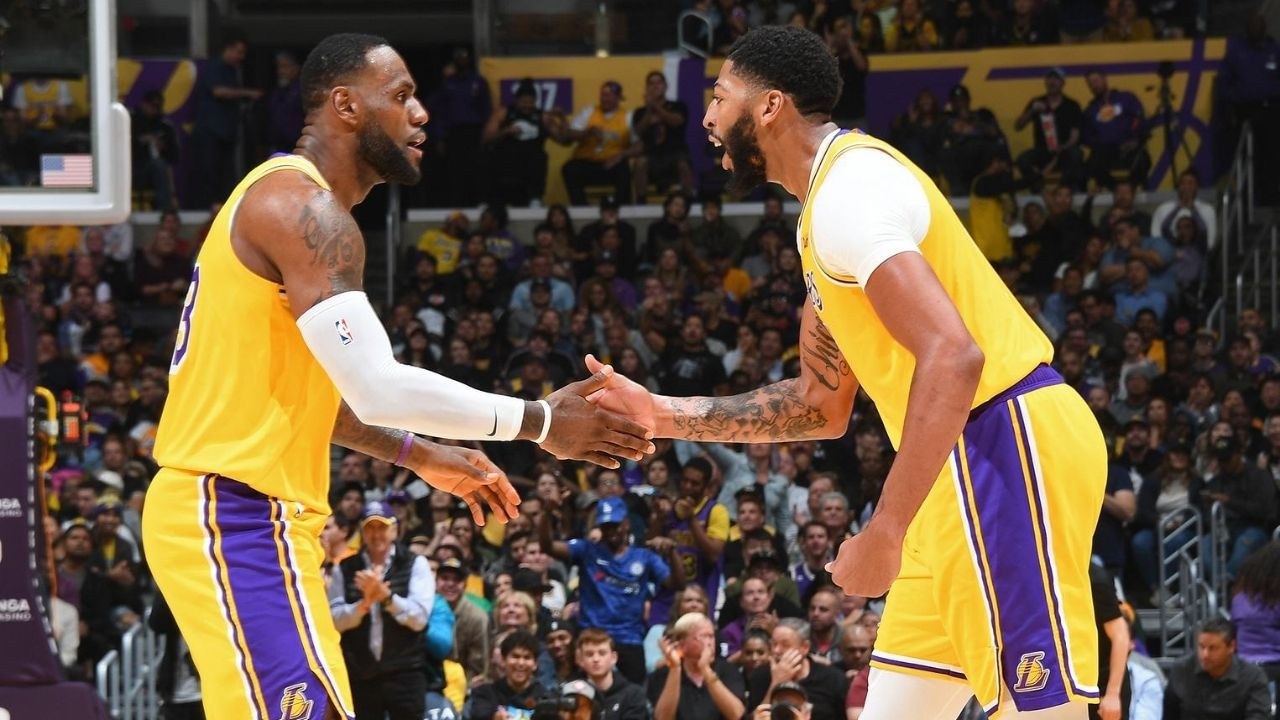 Lakers vs Pacers TV Schedule