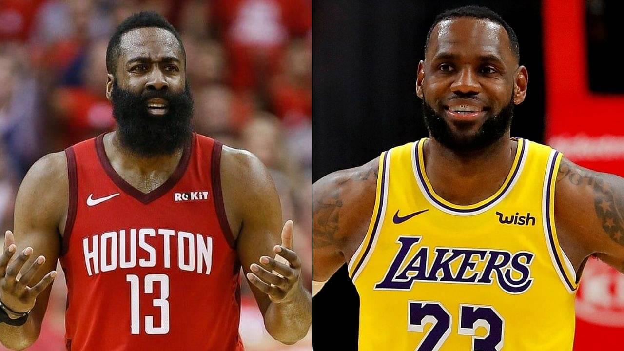 NBA games today: Lakers vs Rockets TV Schedule; Where to watch NBA 2020  season restart