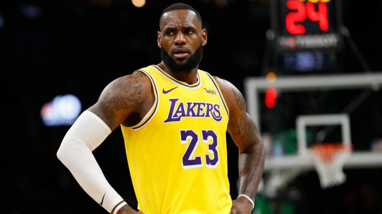 Lakers without LeBron