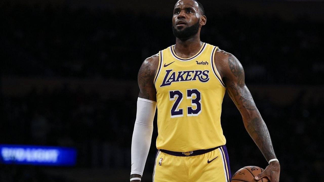 LAL Vs POR Dream11 Prediction: Los Angeles Lakers Vs Portland Trail Best Dream 11 Team for NBA 2019-20 Match