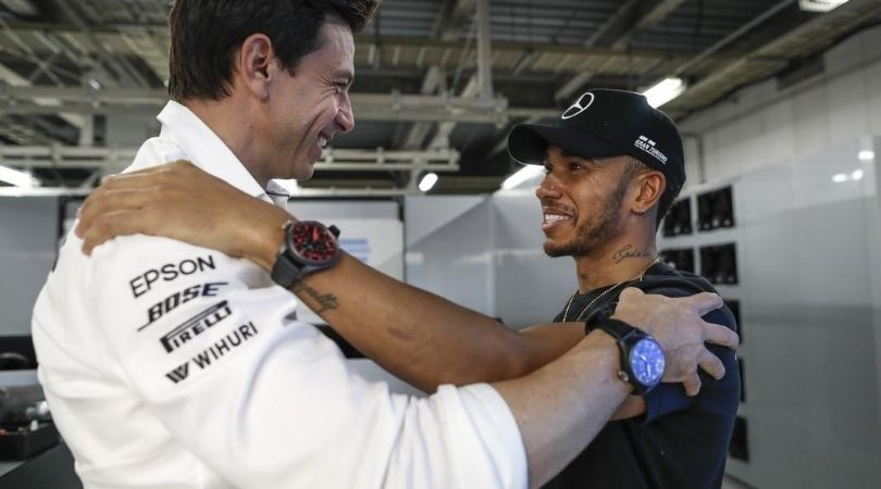 Lewis Hamilton Watch: Which brand of watch does the reigning F1 champion endorse, where to buy it?