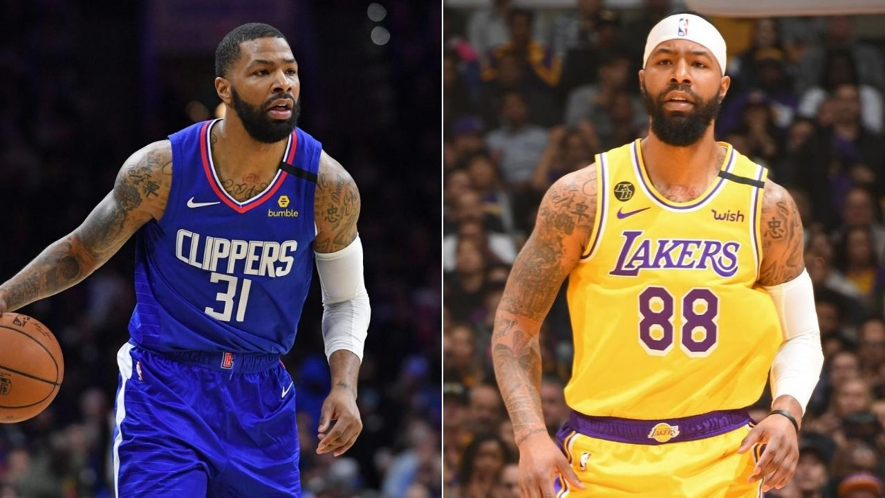Morris Brothers Nba The Story Of Marcus And Markieff Morris And How They Spice Up A Prospective Title Clash The Sportsrush