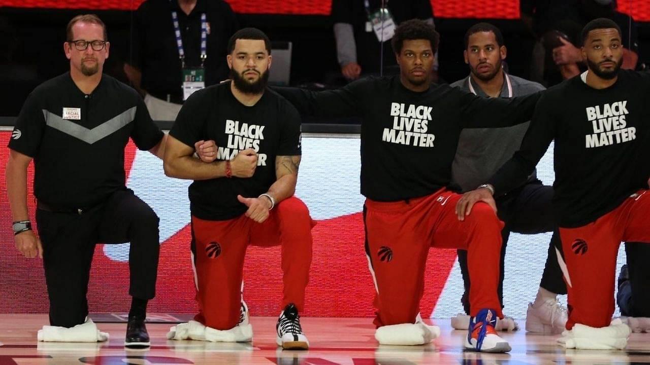 NBA Boycott Celtics and Raptors