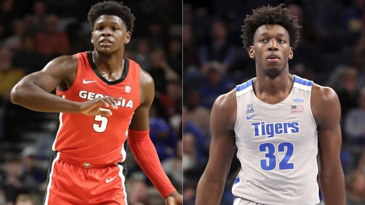 NBA Draft prospects 2020