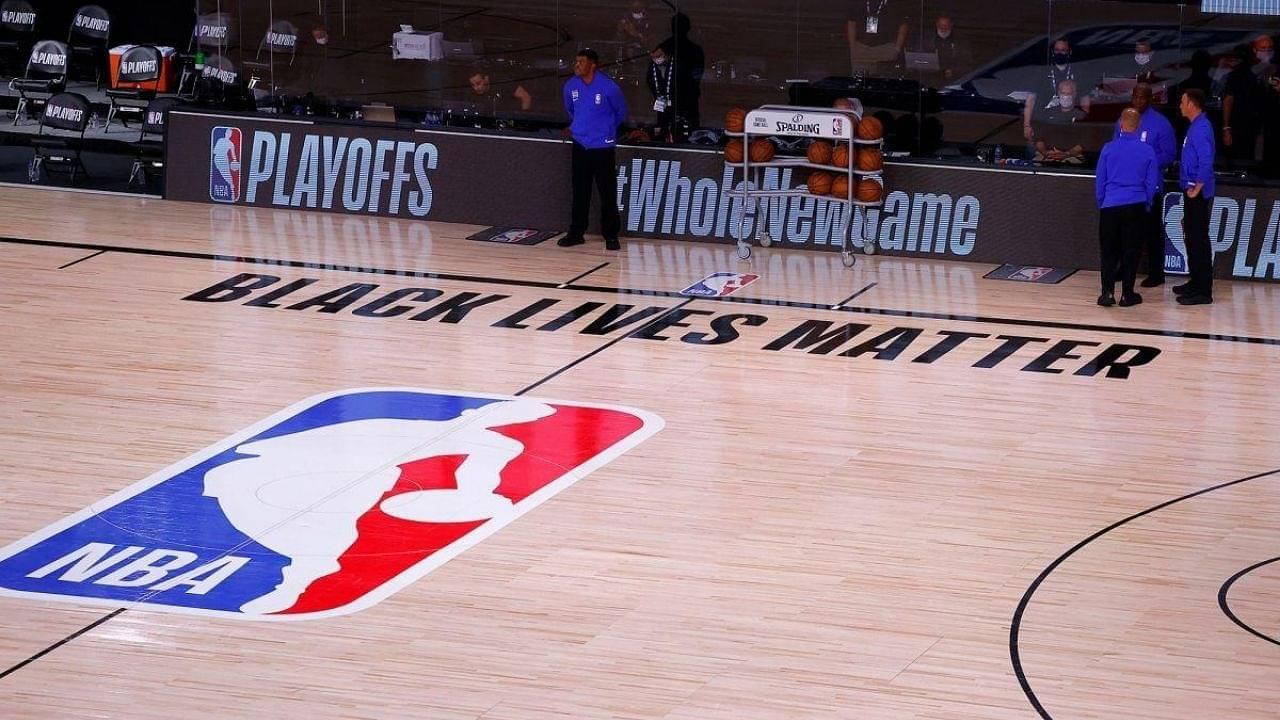 NBA resumes