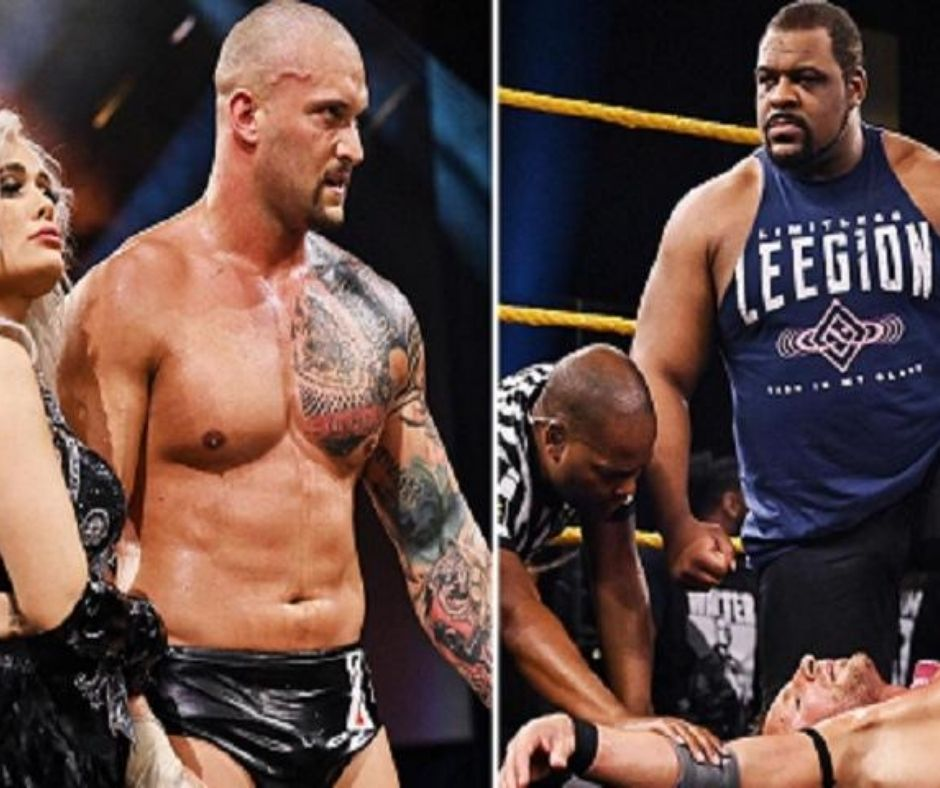 Keith Lee Vs. Karrion Kross Made Official For NXT Takeover XXX