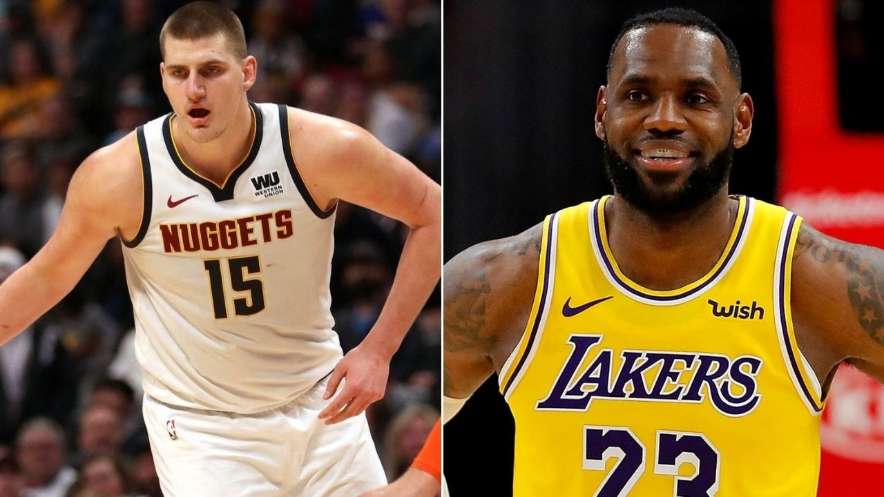 Nuggets vs Lakers TV Schedule