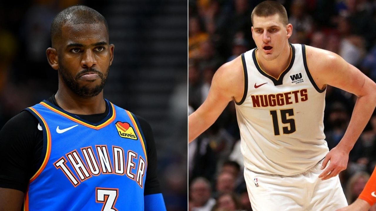 Nuggets vs Thunder TV Schedule