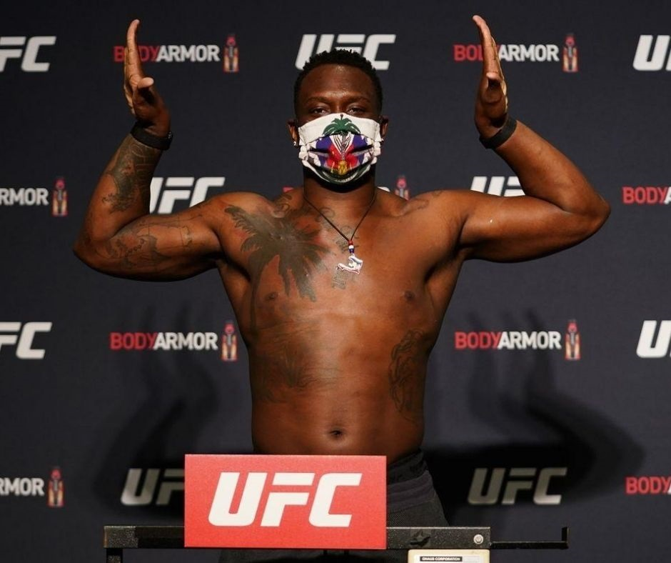 UFC Vegas 7 Loses Its Co-main Event Just Hours Before The Kick off
