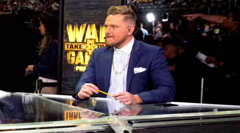 Pat McAfee reveals Michael Cole screamed at him backstage at Wrestlemania and what Vince McMahon's reaction