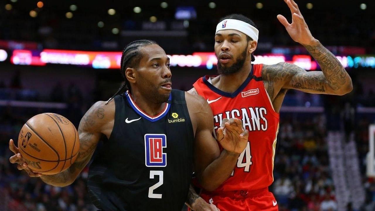 Pelicans vs Clippers TV Schedule