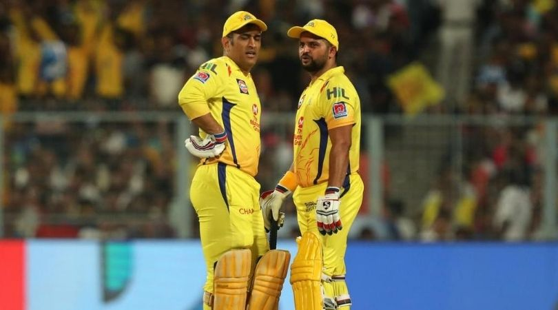 """""""MS Dhoni is pumped up for IPL 2020,"""" says Suresh Raina on CSK captain"""