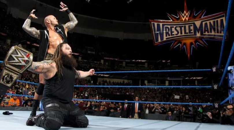 Randy Orton explains why his feud with Bray Wyatt failed back in 2017