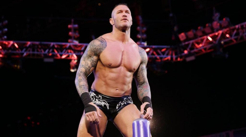 Randy Orton hopes Talk 'N Shop A-Mania fails