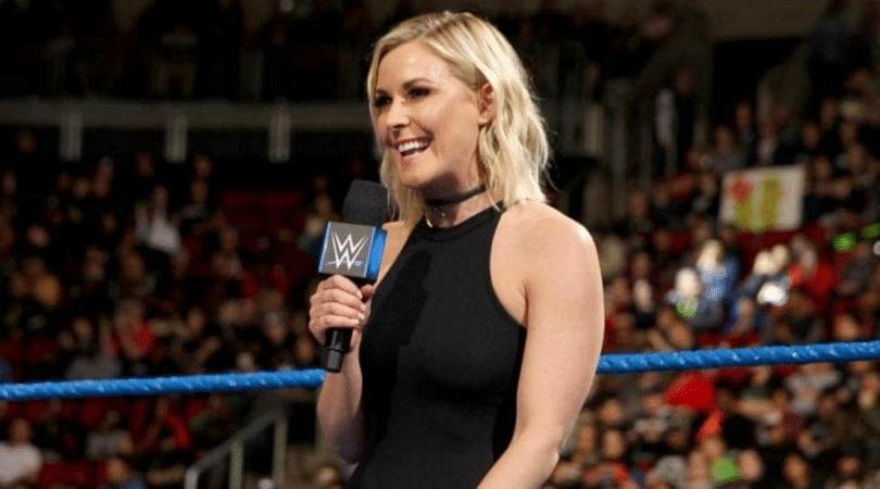 Renee Young is leaving WWE