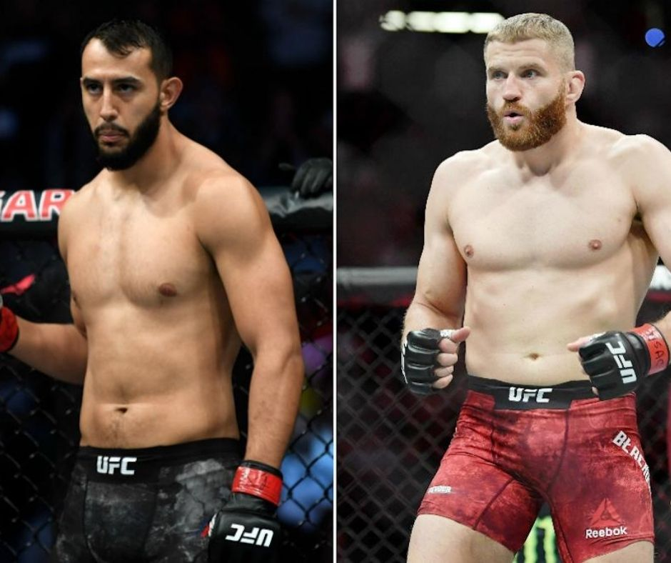 Dana White Confirms Dominick Reyes and Jan Blachowicz Will Compete For The Vacant Light Heavyweight Title At UFC 253