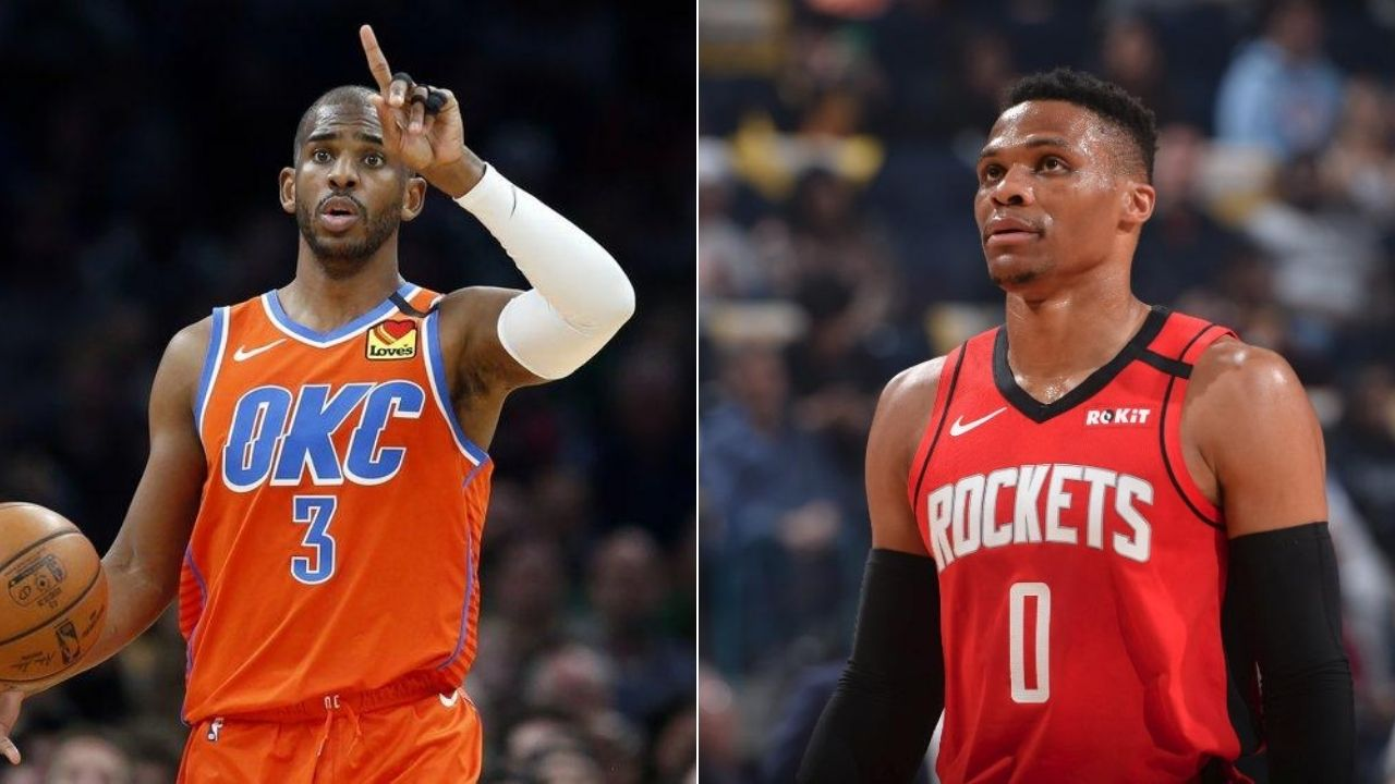 Rockets vs Thunder TV Schedule