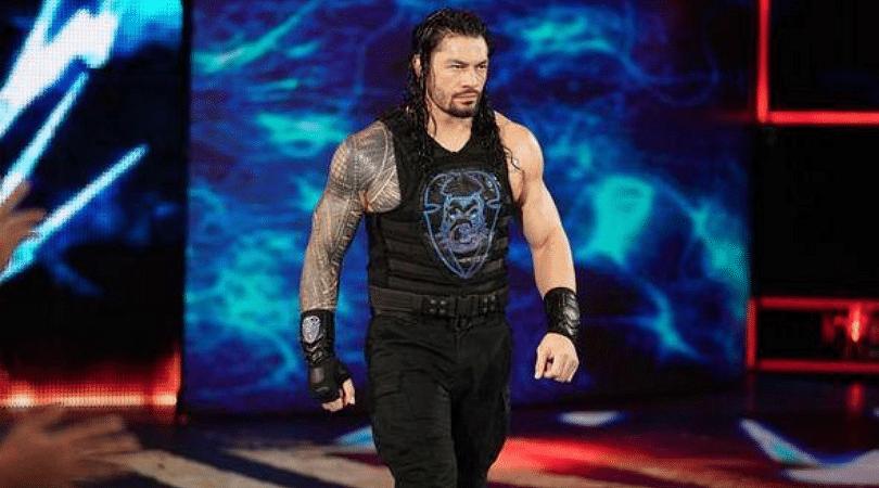 Roman Reigns is set to make an appearance on WWE Program next week