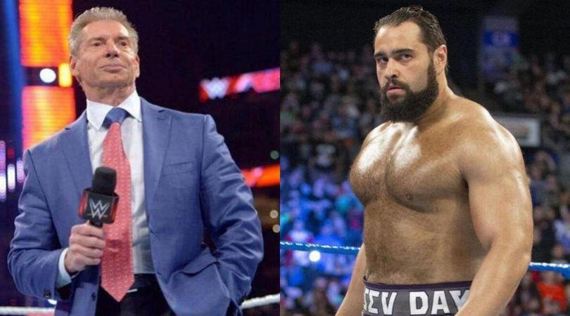 Rusev on whether he dislikes WWE or just Vince McMahon