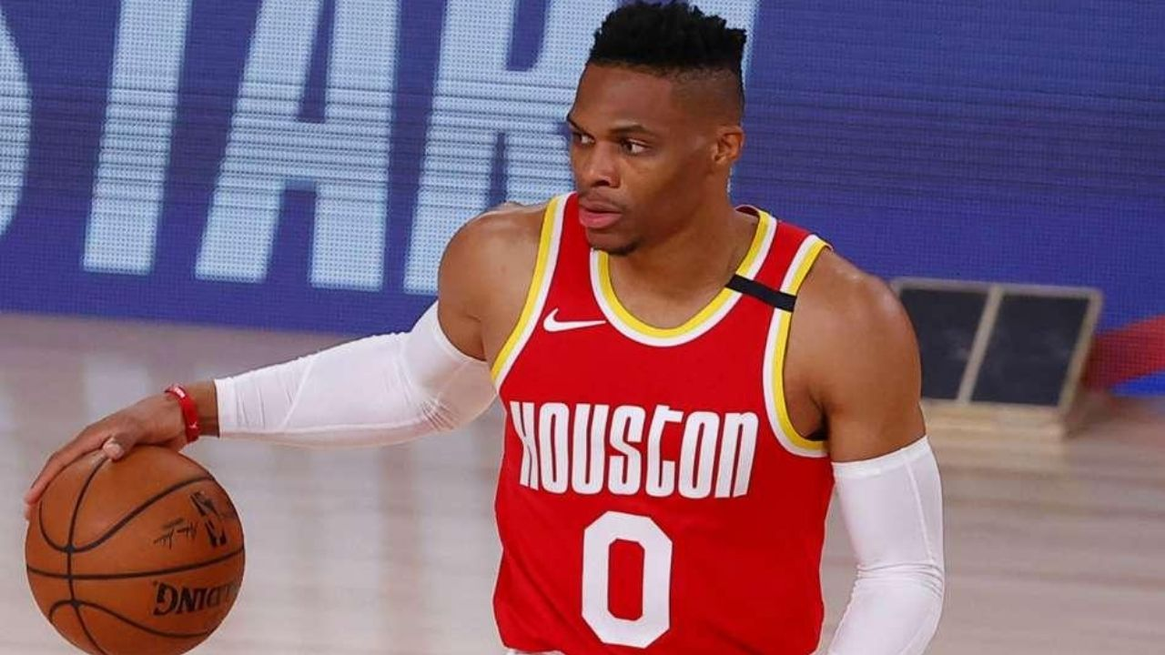 Is Russell Westbrook playing tonight vs Thunder Game 5