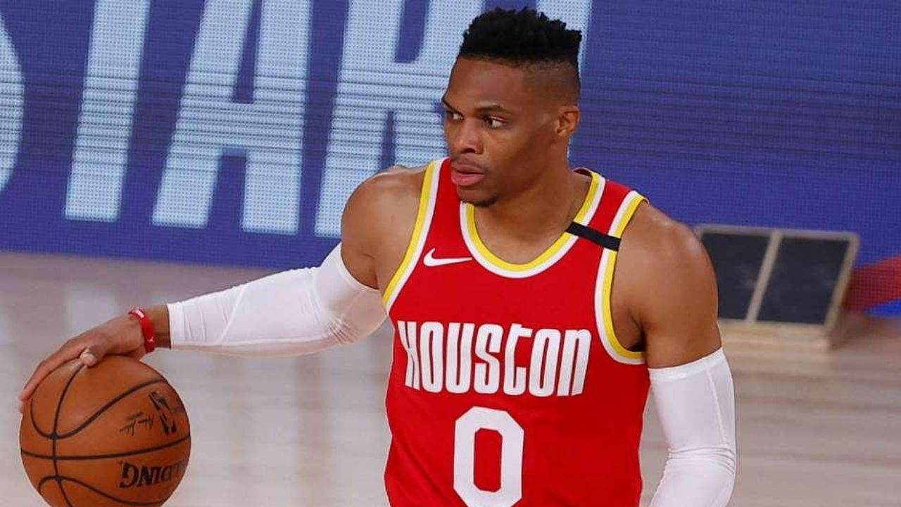 Is Russell Westbrook playing today vs Thunder Game 5