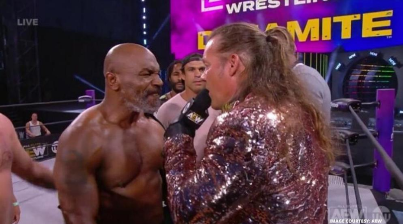 Sammy Guevara reveals original plans for Mike Tyson in AEW