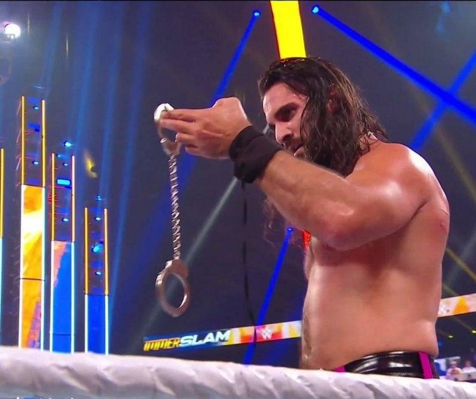 Relentless Rollins Decimates a Hapless Dominik At Summerslam