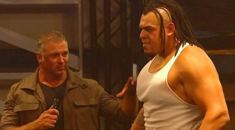Shane McMahon introduces Fight Club styled concept titled 'WWE Underground'