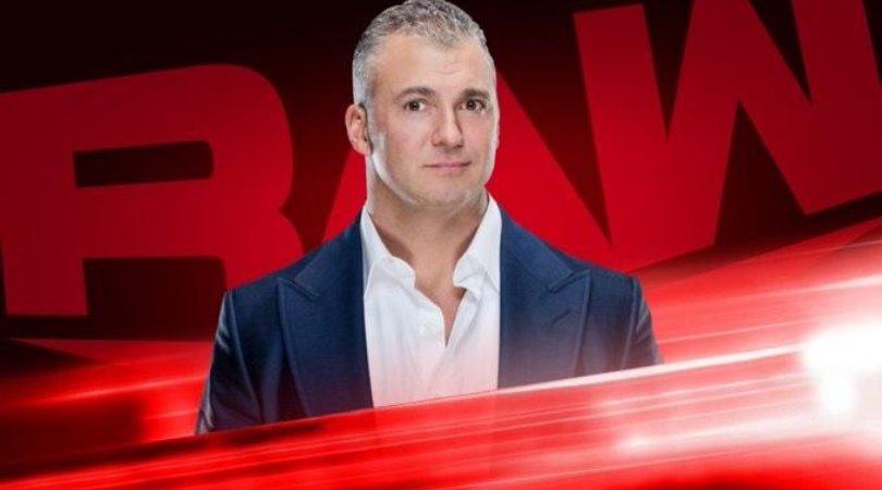 Shane McMahon is back on WWE RAW to introduce a new concept