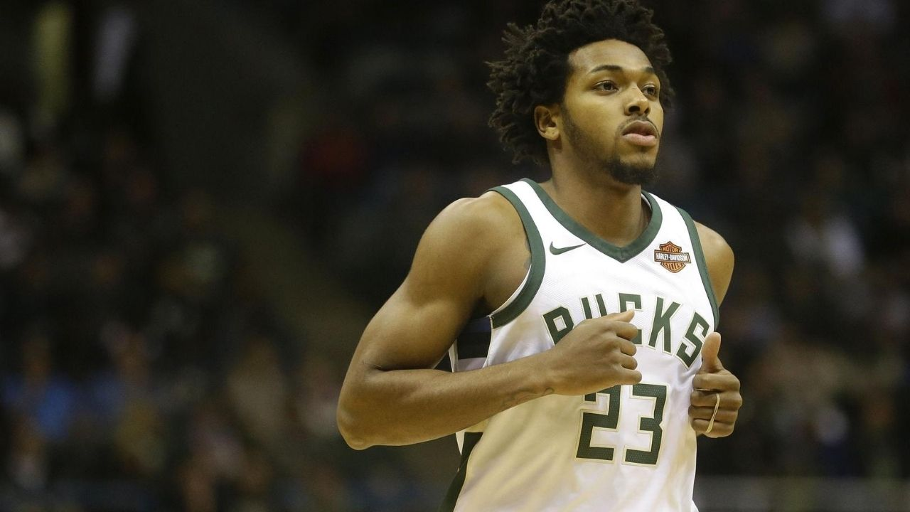 Sterling Brown Milwaukee Police department