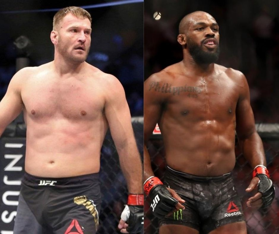 Stipe Miocic Thinks Jon Jones Would be a Great Addition to The Heavyweight Division