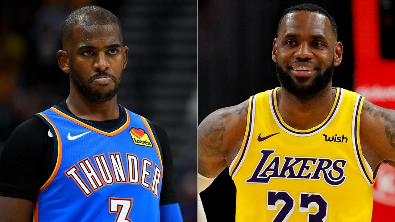 Thunder vs Lakers TV Schedule