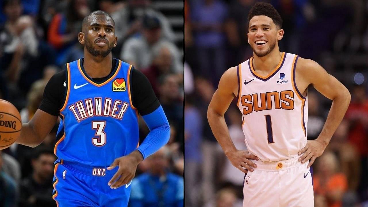 Thunder vs Suns TV Schedule