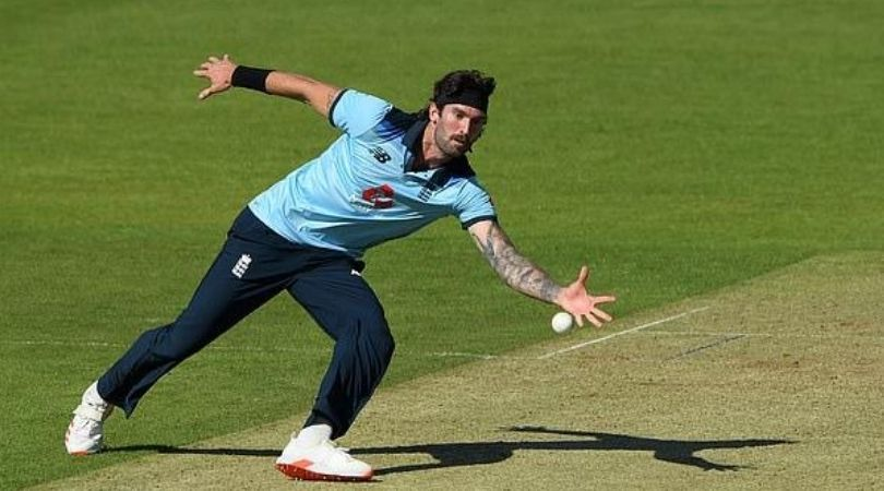 Ireland tour of England 2020: Reece Topley to miss third ODI due to groin strain