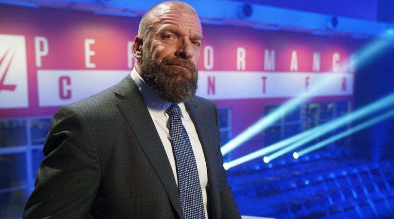 Triple H reveals plans to retire from WWE
