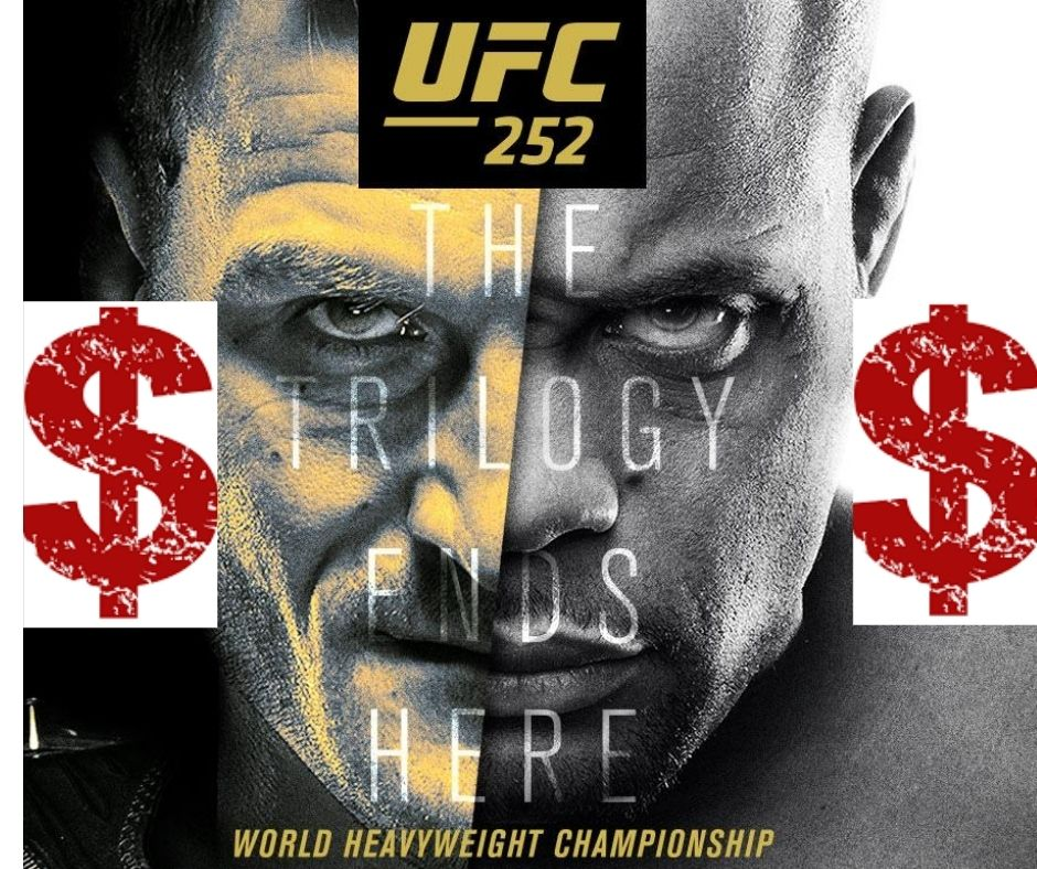 UFC 252 Fight Night Payout: How Much Money Will Each Fighter Receive?