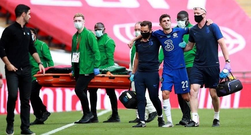 Christian Pulisic Injury: Chelsea star picks hamstring injury against Arsenal; set to miss Bayern Munich clash