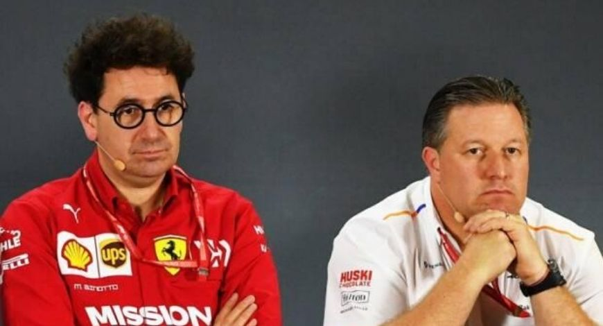 Ferrari and McLaren sign latest F1 Concorde Agreement; what's the contract all about?