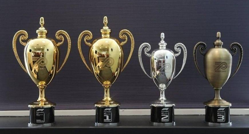 F1 British GP Trophy: Formula 1 reveals majestic trophy for iconic British Grand Prix race