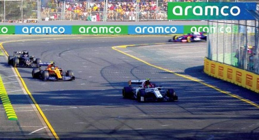 Aramco F1: Who are oil-riched Saudi F1 global sponsors 2020?
