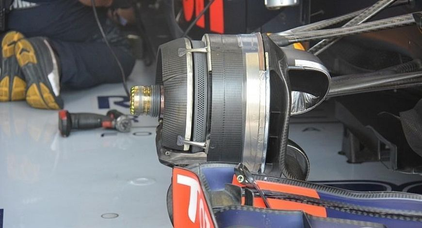Brake Ducts F1: Why do Formula 1 cars needs brake ducts