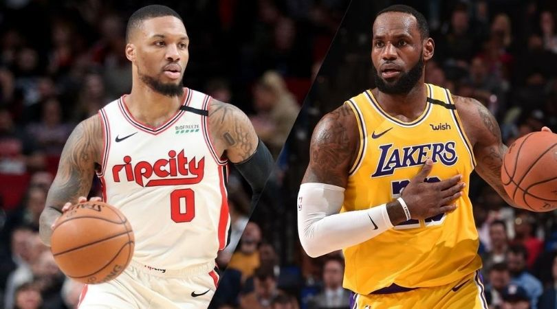 NBA Games Today: Blazers vs Lakers TV Schedule; where to watch Game 3 of the playoff series