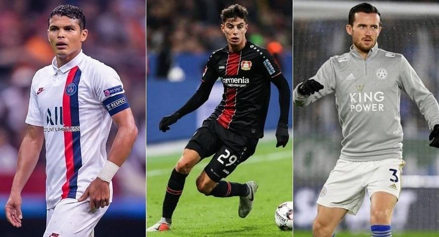 4 ways Chelsea could lineup next season with Thiago Silva, Kai Havertz and Bn Chilwell