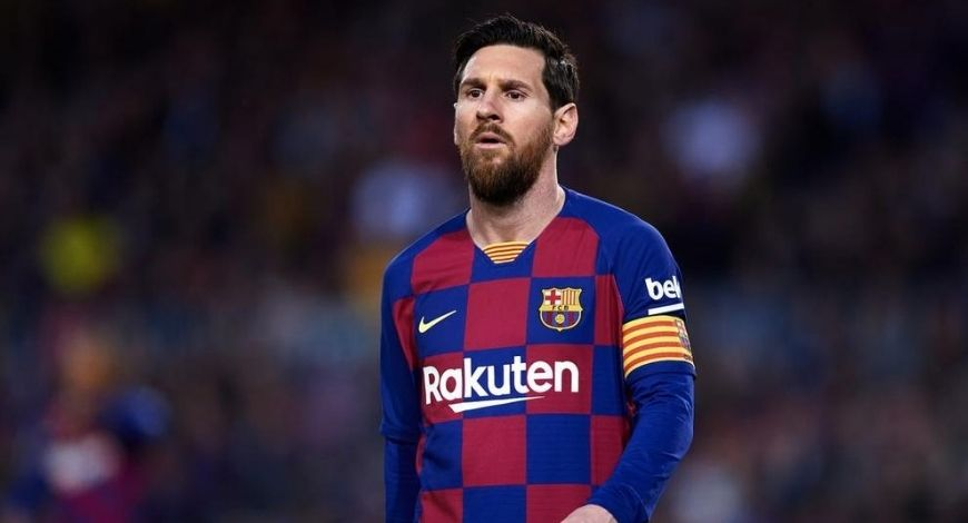 """Will take appropriate legal action against the newspaper El Mundo"": Barcelona Lash Out After Details Of Messi's 492 Million Pound Contract Were Leaked"