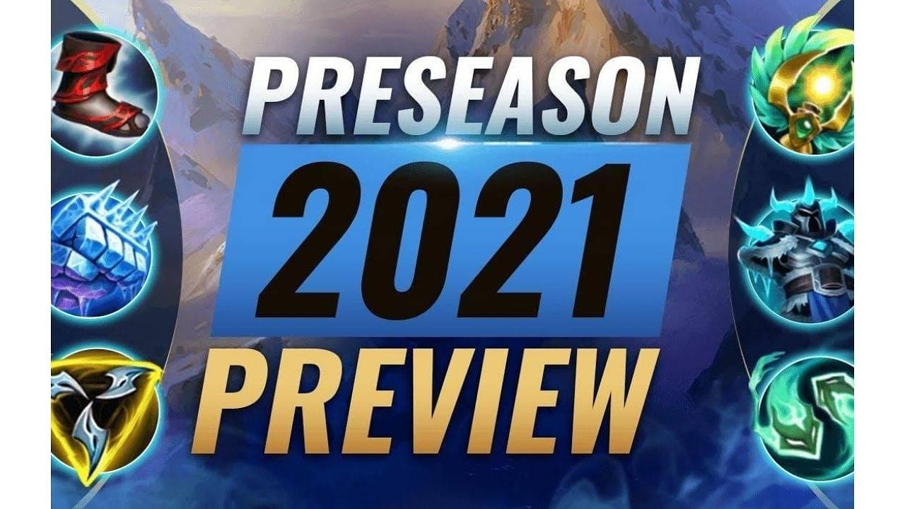 League of Legends Preseason 2021 Item Changes: Riot Games announce Announces 3 Major Changes for LOL 2021 Preseason